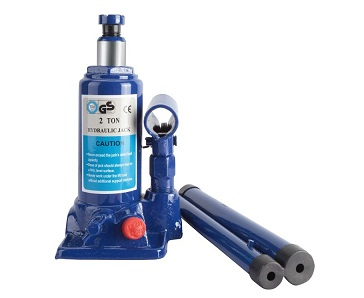HYDRAULIC JACK - Click Image to Close