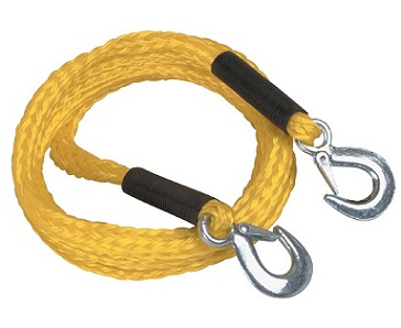 NYLON TOW ROPE - Click Image to Close